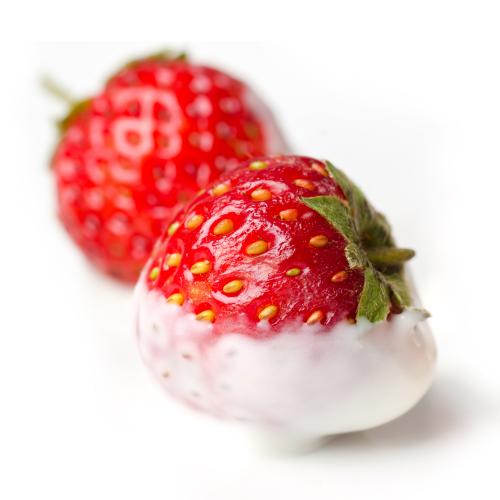 Creme-Erdbeere
